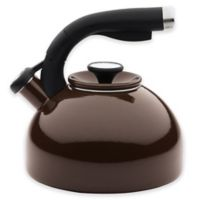 Circulon® 2 qt. Morning Bird Tea Kettle in Chocolate