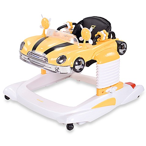 Combi All-in-One GT Activity Walker in Yellow