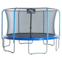Upper Bounce Skytric 13-Foot Trampoline with Top Ring Enclosure