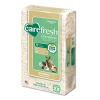 10-Liter Compressed Paper Small Animal Bedding in Ultra White