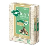 50-Liter Compressed Paper Small Animal Bedding in Ultra White
