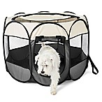 Pawslife™ Portable Dog Pen in Grey