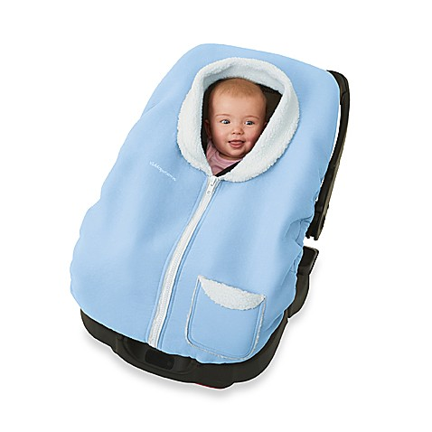 KiddopotamusR Posh PouchR Premium Infant Carrier Cover In