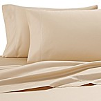 Wamsutta® 500-Thread-Count PimaCott® Standard Pillowcases in Honey (Set of 2)
