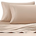 Wamsutta® 500-Thread-Count PimaCott® Queen Sheet Set in Taupe