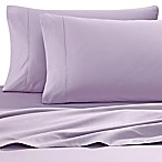 Wamsutta® 500-Thread-Count PimaCott® Queen Sheet Set in Purple