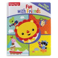 """Fisher Price® """"First Look And Find"""" Book"""