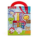 Fisher-Price® Children's Board Book Set: Baby's First Library