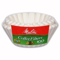 Melitta® 100-Count Basket Coffee Filters