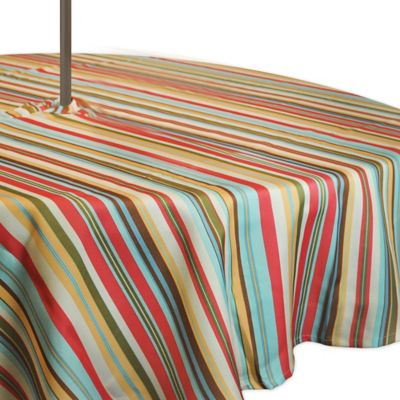 buy outdoor umbrella tablecloths from bed bath beyond rh bedbathandbeyond com outdoor tablecloth with umbrella hole rectangular outdoor tablecloth with umbrella hole