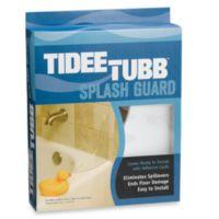 Tidee Tubb™ Splash Guard