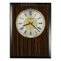 Howard Miller Honor Time Tempo Wall Clock in Brushed Brass