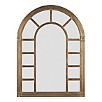 Kenroy Home 28-Inch x 38-Inch Cathedral Mirror in Bronze