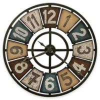 Howard Miller® Prairie Ridge Round Wall Clock