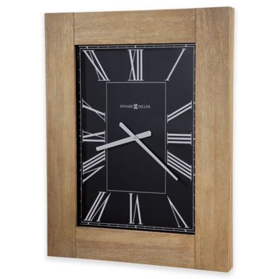 howard miller penrod rectangular wall clock