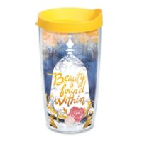 "Tervis® Disney® Princess ""Beauty is Found Within"" 16 oz. Wrap Tumbler with Lid"