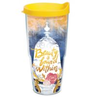 "Tervis® Disney® Princess ""Beauty is Found Within"" 24 oz. Wrap Tumbler with Lid"