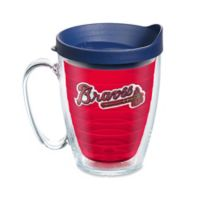 Tervis® Tumbler Red Inner MLB Atlanta Braves 16 oz. Mug with Lid