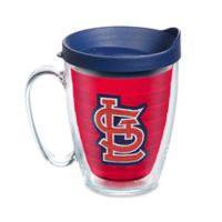 Tervis® Tumbler MLB St. Louis Cardinals Text 16 oz. Mug with Lid