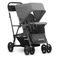 Joovy® Caboose Ultralight Graphite Stand-On Tandem Stroller in Grey