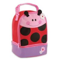 Stephen Joseph® Ladybug Lunch Pals Bag in Red