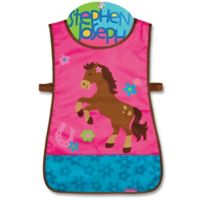 Stephen Joseph® Horse Craft Apron in Pink
