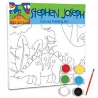 Stephen Joseph™ Dinosaur Canvas Set