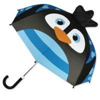 Stephen Joseph® Penguin Pop Up Umbrella in Black