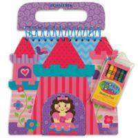 Stephen Joseph® Princess Sketch Pad in Pink