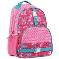 Stephen Joseph® Princess Backpack in Pink