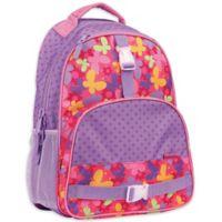 Stephen Joseph® Butterfly Backpack in Purple