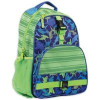 f9367c31f70 Stephen Joseph® Shark Backpack in Green