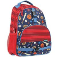 Stephen Joseph® Sports Backpack in Red
