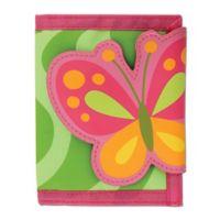 Stephen Joseph® Butterfly Wallet in Green