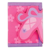 Stephen Joseph® Ballet Wallet in Pink
