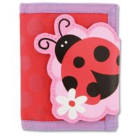 Stephen Joseph® Ladybug Wallet in Red