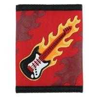 Stephen Joseph® Guitar Wallet in Red