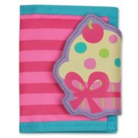 Stephen Joseph® Cupcake Wallet in Pink