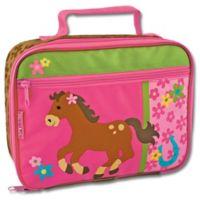 Stephen Joseph® Girl Horse Lunchbox in Pink