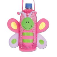 Stephen Joseph® Butterfly Bottle Buddy in Pink