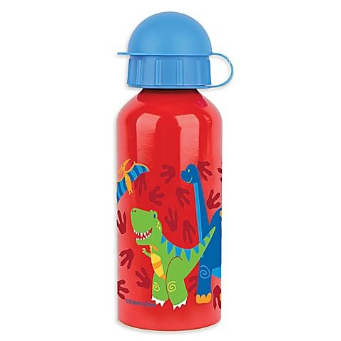 Stephen joseph 174 dino stainless steel water bottle in red www