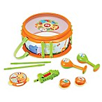 Fisher-Price® Rain Forest Drum Set