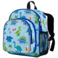 Olive Kids Dinosaur Land Pack 'N Snack Backpack in Blue