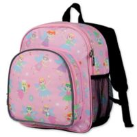 Olive Kids Fairy Princess Pack 'N Snack Backpack in Pink