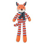Organic Farm Buddies™ Frenchy Fox Stuffed Animal