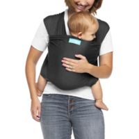 Moby® Wrap Viscose from Bamboo Baby Carrier in Charcoal