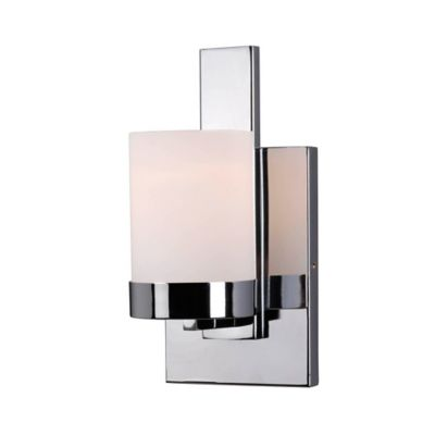 Wall Lamps Bed Bath Beyond : Kenroy Home Eastlake 1-Light Bath Wall Sconce in Chrome - Bed Bath & Beyond
