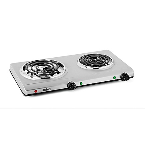... Double Coil Portable Cooking Range by Toastess - Bed Bath & Beyond