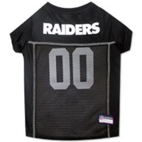 NFL Oakland Raiders X-Large Pet Jersey