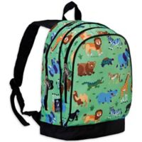 Olive Kids Wild Animals Sidekick Backpack in Green